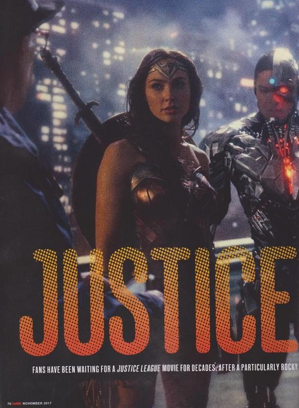 Бэтмен, Чудо-женщина иАквамен насвежих кадрах сосъемок «Лиги справедливости». - Изображение 4