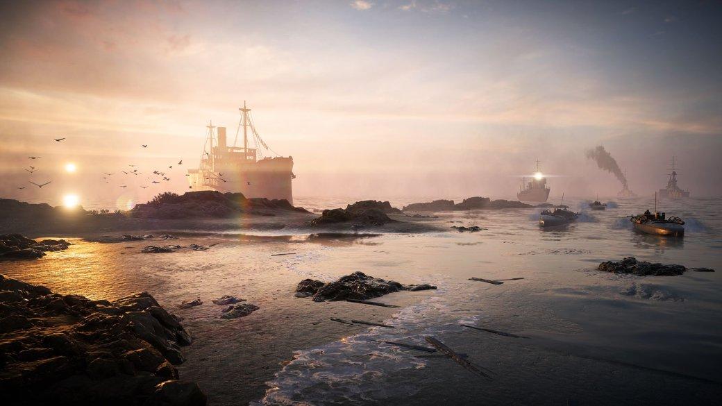 EAбесплатно раздает дополнение «Волны перемен» для Battlefield1 | Канобу - Изображение 7923