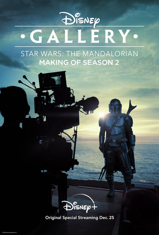 Авторы «Мандалорца» анонсировали документальный фильм осоздании второго сезона