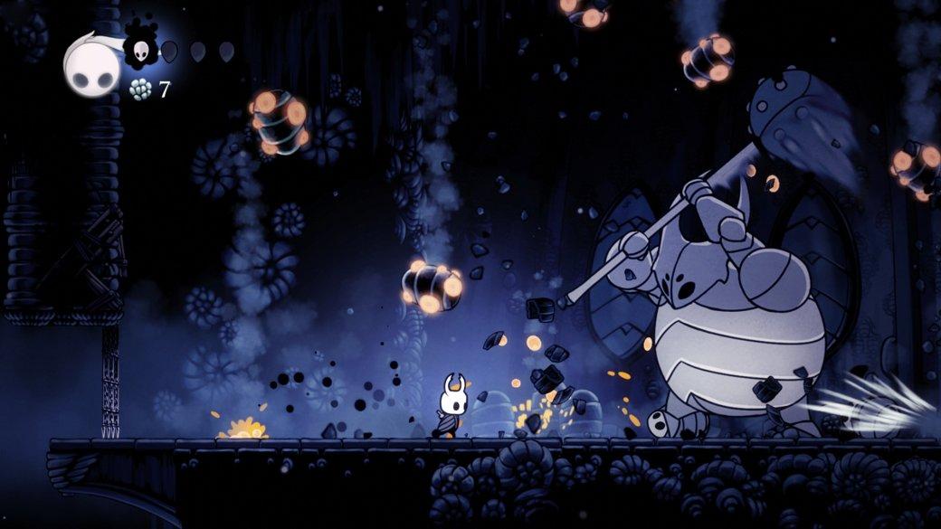 Лучшие двумерные игры, похожие на Dark Souls - топ 2D-клонов, игры типа Dark Souls на ПК, PS4, Xbox | Канобу - Изображение 909
