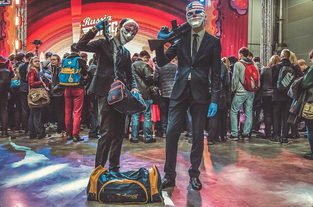 ФОТО. Косплей на«ИгроМире 2017» иComic Con Russia 2017 | Канобу - Изображение 10
