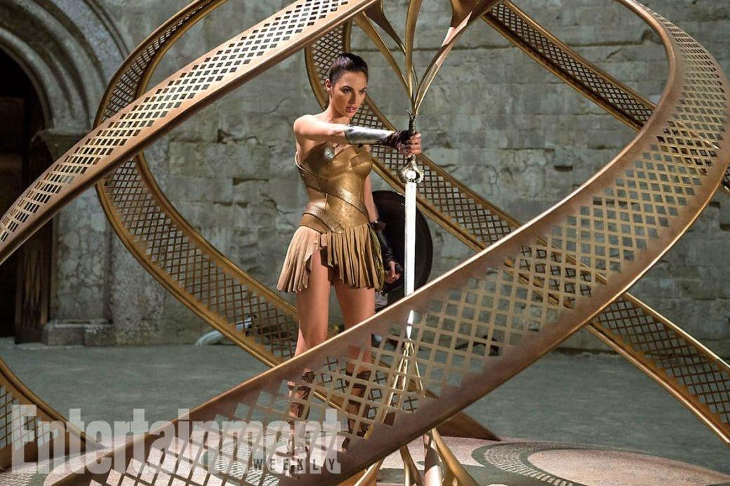 Спойлеры: разглашена личность злодея в «Чудо-женщине»   Канобу - Изображение 214