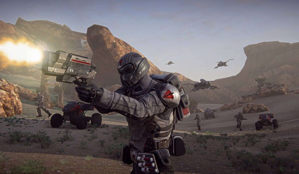 Sony Online задержала введение общей подписки на игры | Канобу - Изображение 12337
