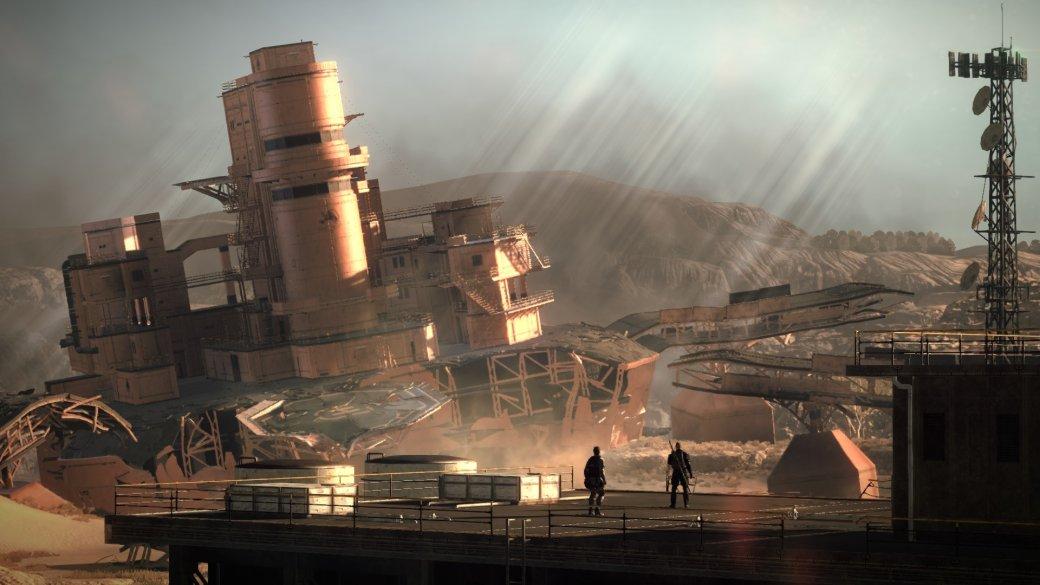 Суть. Metal Gear Survive— нормальный выживач, которому вредит Metal Gear вназвании | Канобу - Изображение 1190