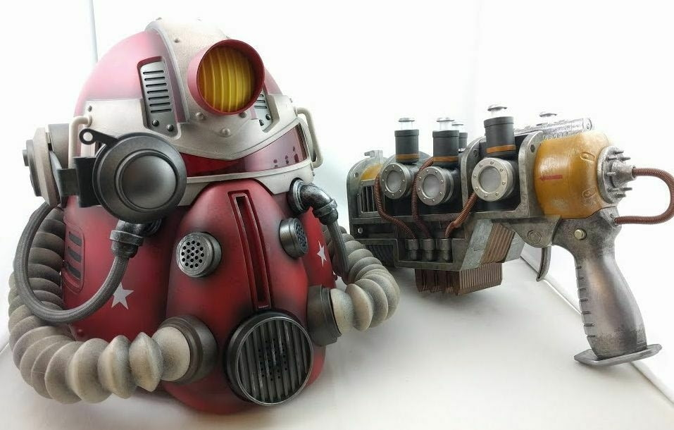 Шлемы встиле Fallout начали отзывать из-за угрозы заражения плесенью [обновлено] | Канобу - Изображение 2871