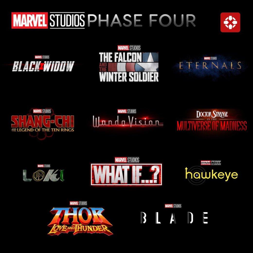 Чего ждать отфильмов и сериалов четвертой фазы киновселенной Marvel? | Канобу - Изображение 1