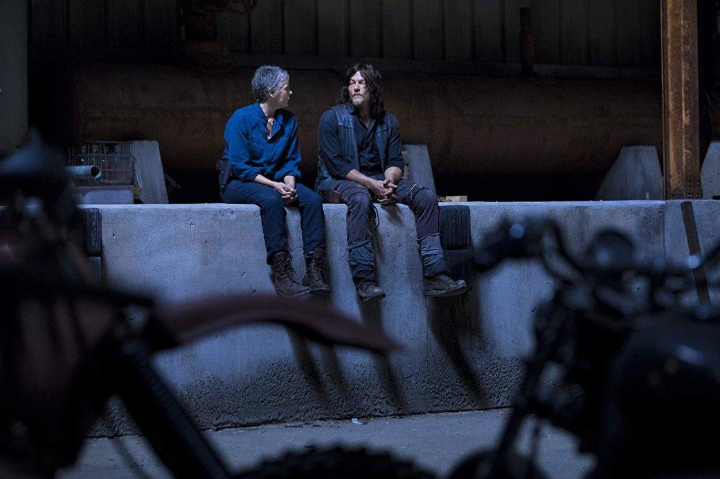 3 причины, покоторым «Ходячие мертвецы» не изменились в 9 сезоне | Канобу - Изображение 2