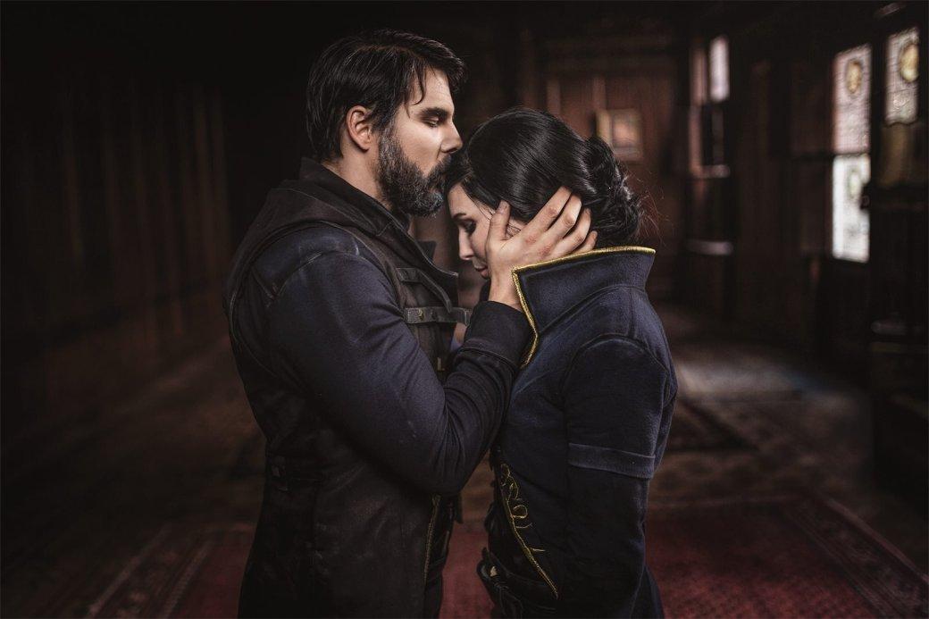 Косплей дня: Корво Аттано и Эмили Колдуин из Dishonored 2   Канобу - Изображение 3509