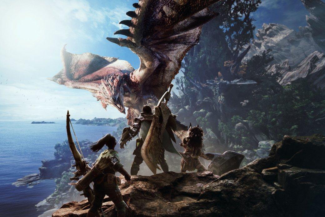 Рецензия на Monster Hunter World. Обзор игры - Изображение 1