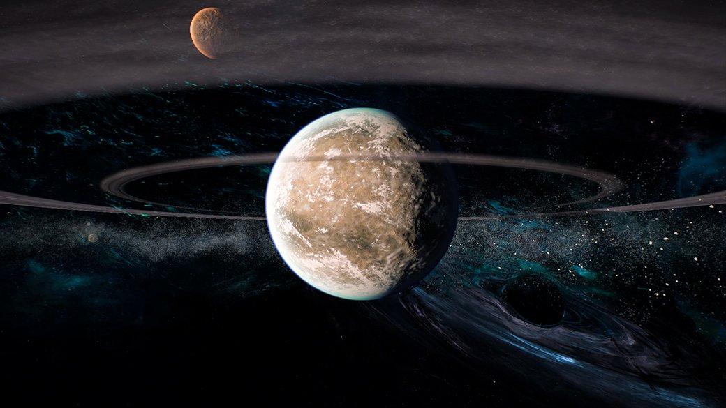Потрясающий космос Mass Effect: Andromeda   Канобу - Изображение 9900