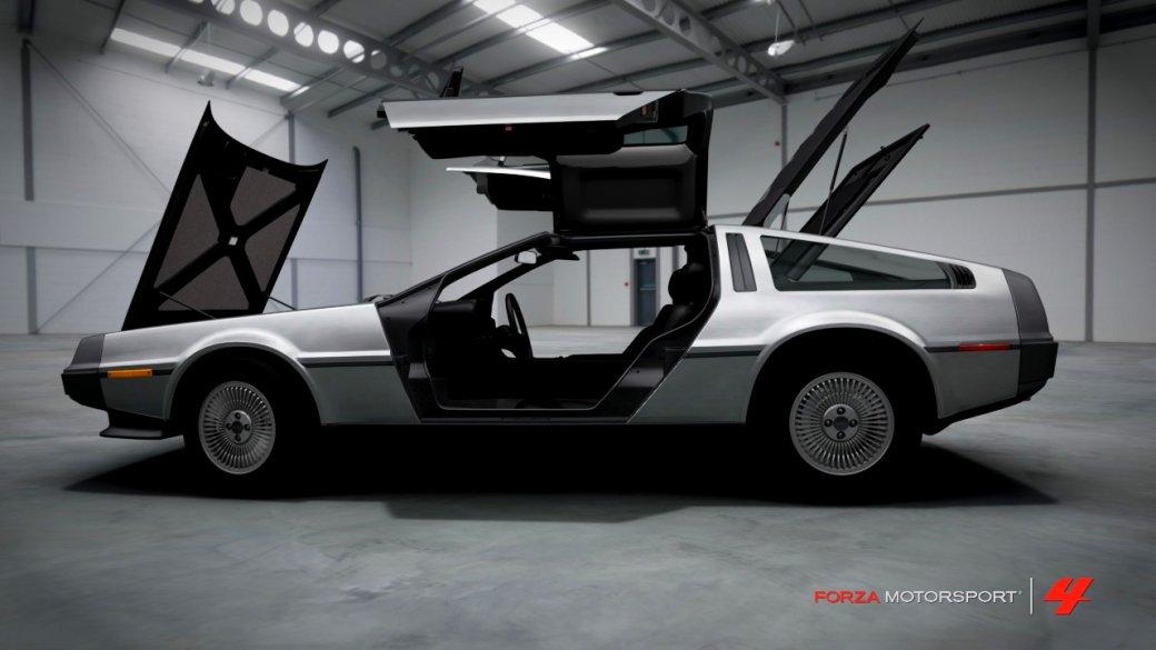 88 миль вчас: история DeLorean DMC-12 из«Назад вбудущее» | Канобу - Изображение 2