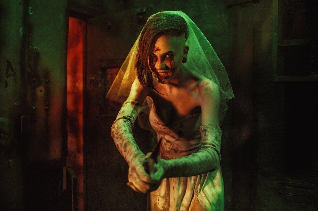 Косплей дня: жуткая невеста из игры Outlast: Whistleblower. - Изображение 8