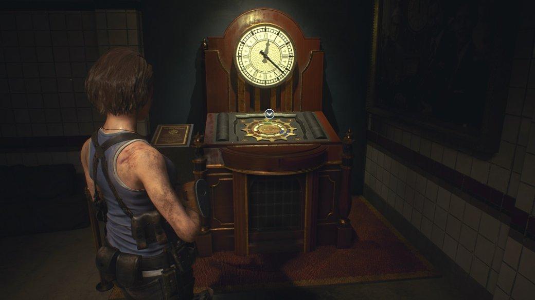 Гайд. Решение всех головоломок вResident Evil 3 Remake и коды к сейфам в Resident Evil 3 | Канобу - Изображение 5035