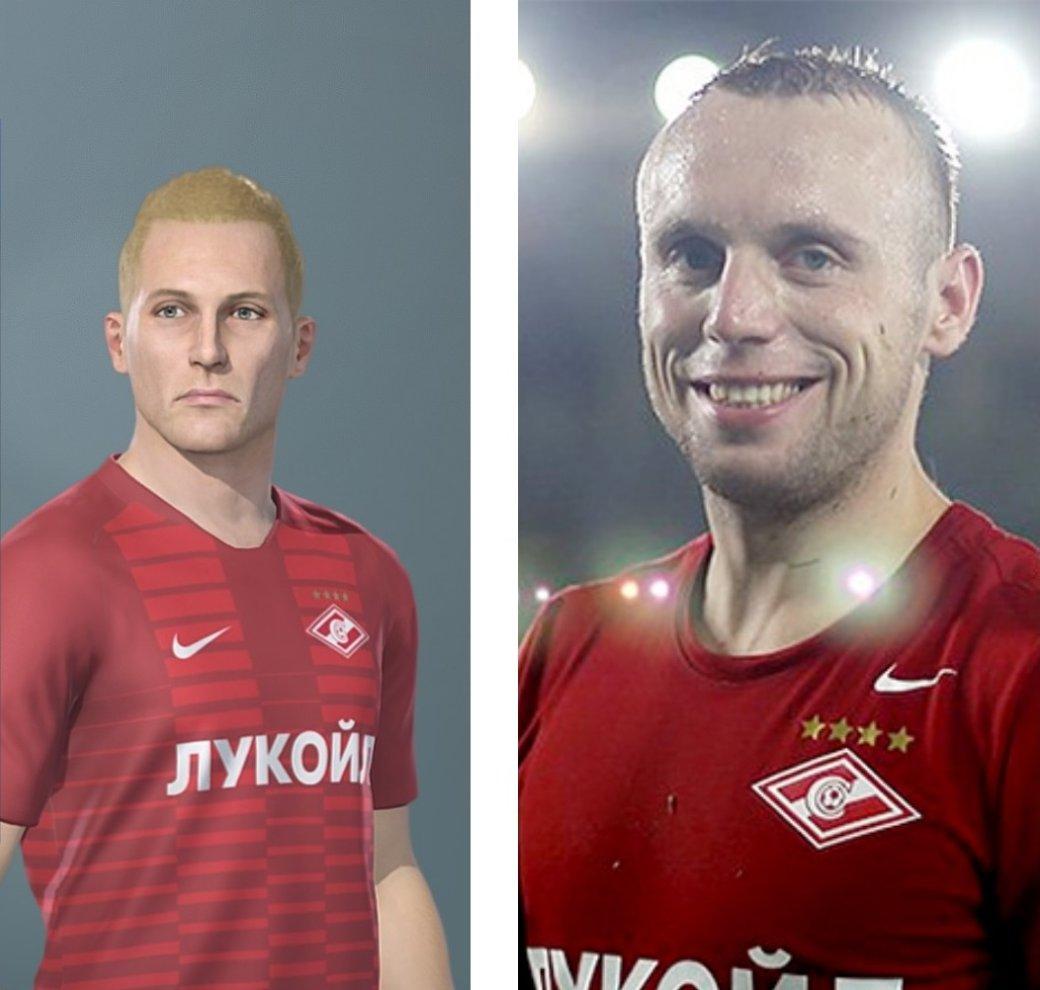Лучшие игроки в PES 2019: сравнение реальных и виртуальных футболистов | Канобу - Изображение 22
