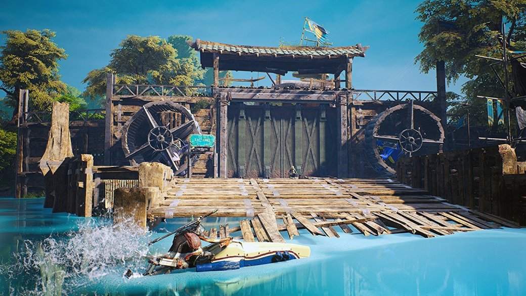 ВСеть утекли трейлер, скриншоты иподробности экшен-RPG Biomutant | Канобу - Изображение 1