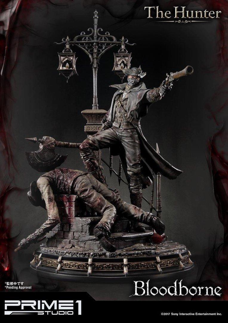 Хотели бы себе такую статую Охотника из Bloodborne? | Канобу - Изображение 1468