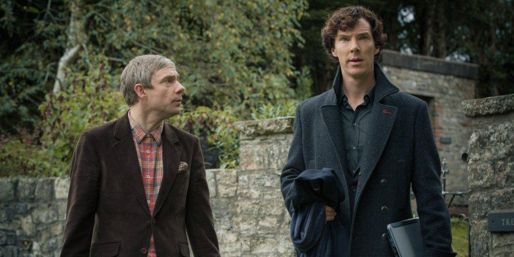 Рецензия на «Шесть Тэтчер», первую серию 4-го сезона «Шерлока» | Канобу - Изображение 6