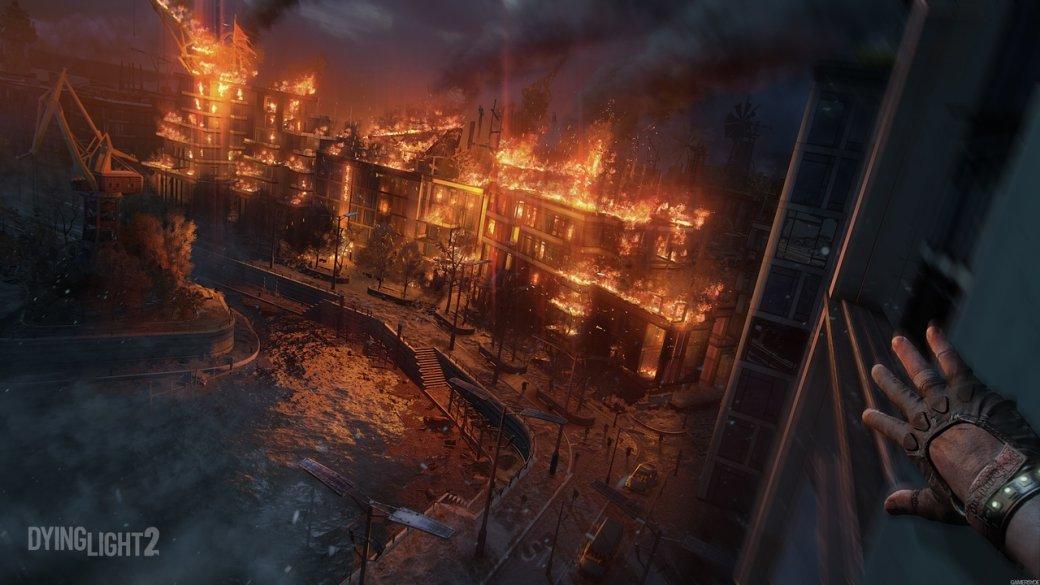 Хаос ижуткие зомби нановых кадрах Dying Light2 | Канобу - Изображение 5