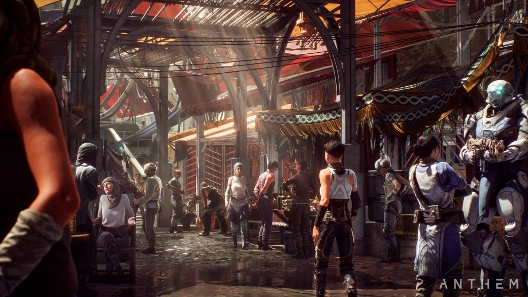 «Моя история»: BioWare выпустила новый трейлер Anthem, вкотором есть все, зачто мылюбим студию | Канобу - Изображение 1672