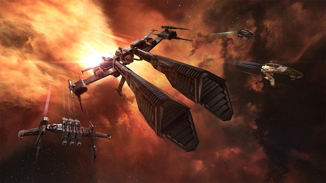 Eve Online откроет двери для желающих поиграть бесплатно | Канобу - Изображение 395