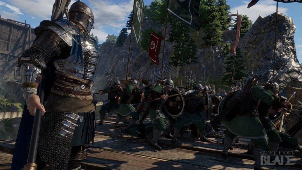 Превью Сonqueror's Blade— тактическая MMO осредневековой войне | Канобу - Изображение 3