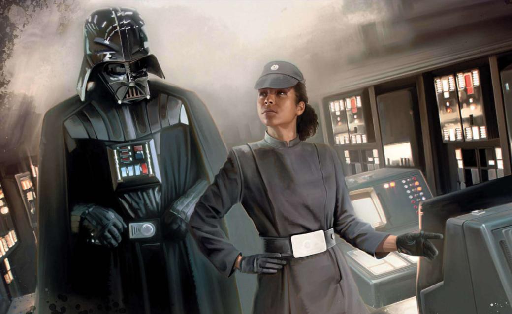 Нетолько Лея! 5 главных женских персонажей нового канона «Звездных Войн» | Канобу - Изображение 680