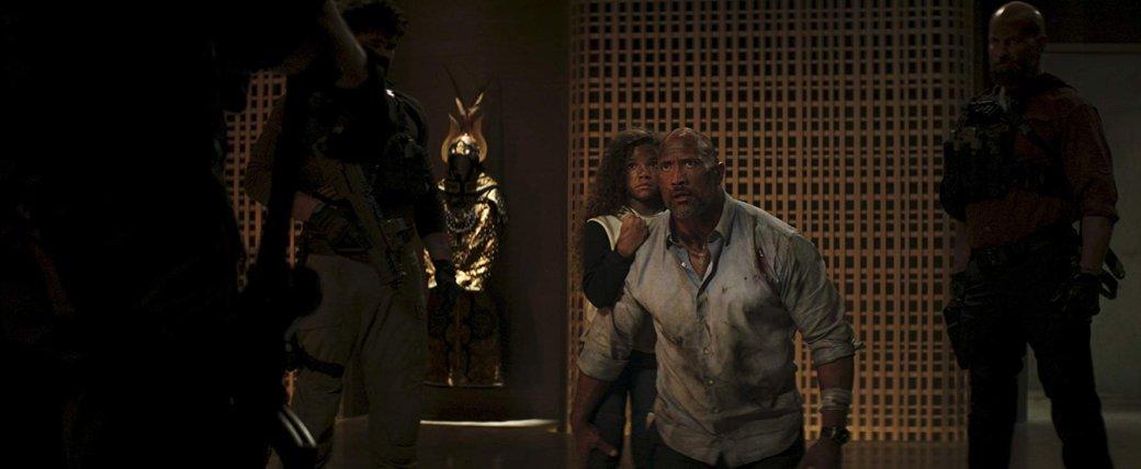 Рецензия на«Небоскреб»— фильм-катастрофу, оказавшийся просто катастрофой. - Изображение 1