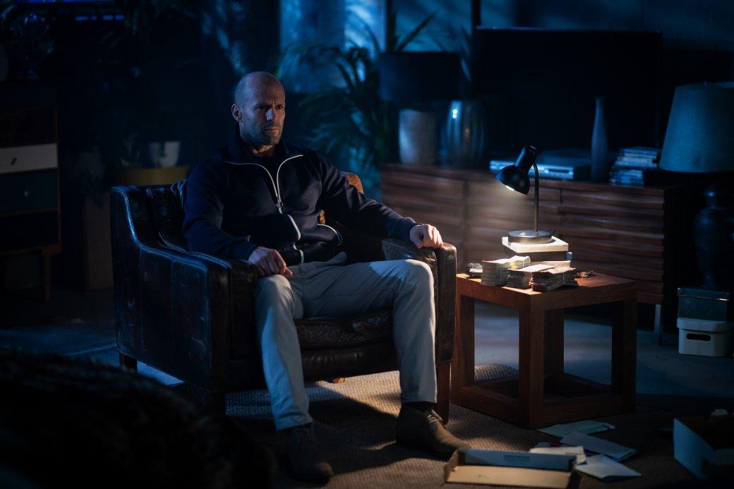 Появились кадры изфильма Гая Ричи «Гнев человеческий» сДжейсоном Стэйтемом | Канобу - Изображение 10723