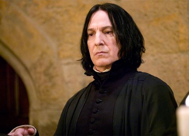 Изписем Алана Рикмана стало известно, что актер был недоволен своей ролью в«Гарри Поттере»