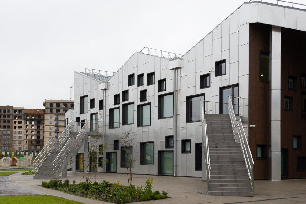 В Иркутске открылась школа будущего. Кто и как построил ее?   Канобу