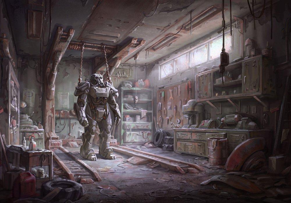 Тест «Канобу» к выходу Fallout 4 | Канобу