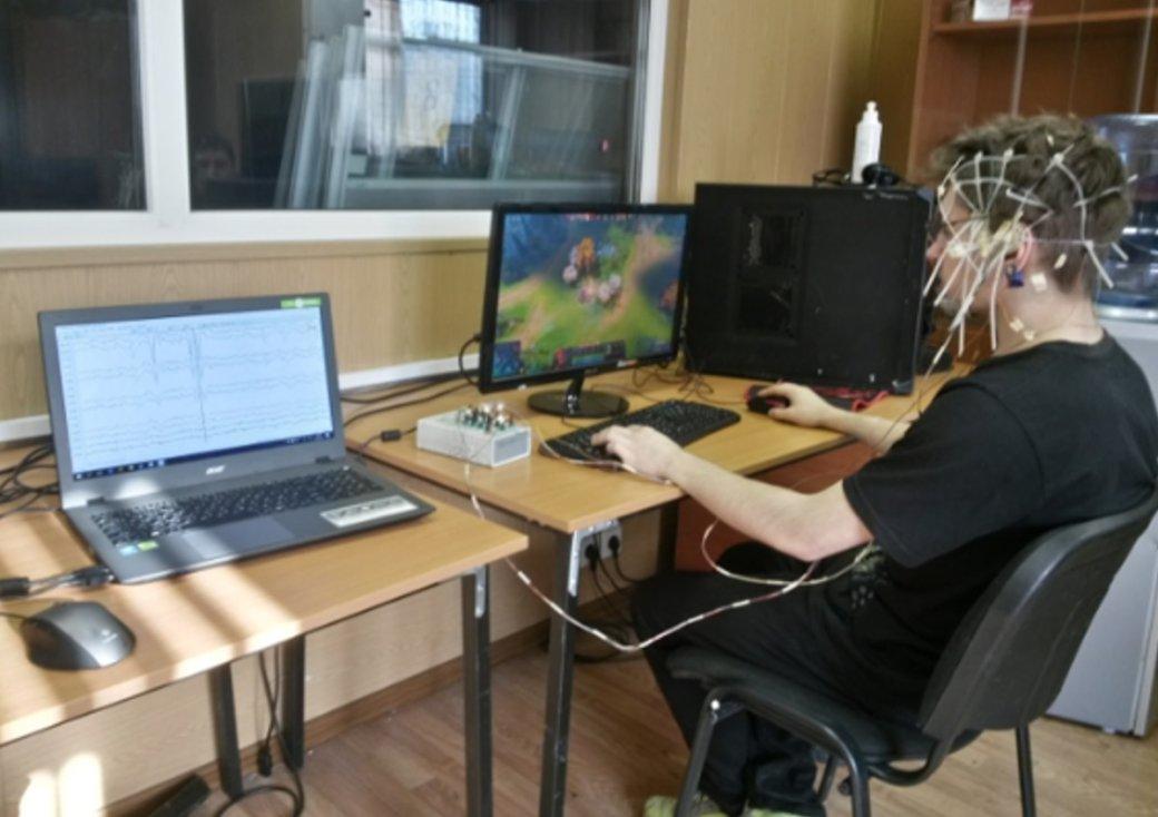 Исследование: показатели активности мозга во время обычных игр и во время соревнований отличаются. - Изображение 1