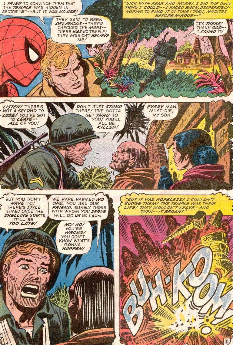 Изшкольного задиры всупергерои. Как менялся образ Флэша Томпсона вкомиксах? | Канобу - Изображение 6