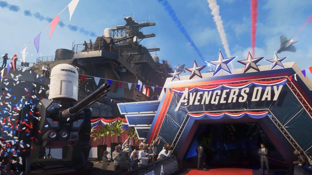 Marvel's Avengers повторяет настроение «Финала» и«Войны Бесконечности», ноэтоголи мыхотели? | Канобу - Изображение 1