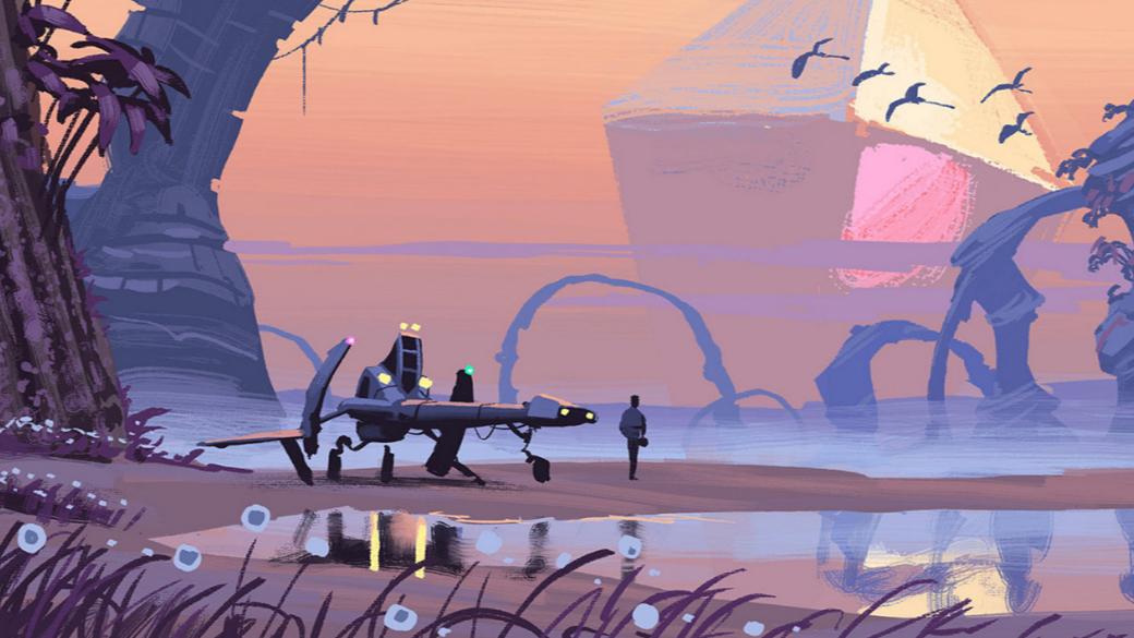 Kotaku о No Man's Sky NEXT: «Теперь я не представляю, что кому-то игра может не нравиться». - Изображение 1