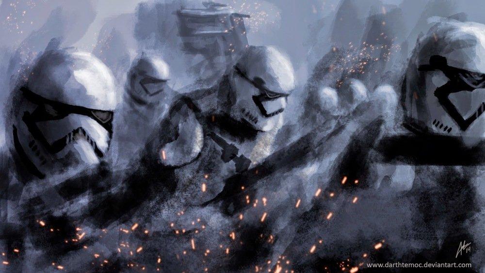 Рецензия Трофимова на «Звездные войны: Пробуждение Силы» | Канобу - Изображение 14