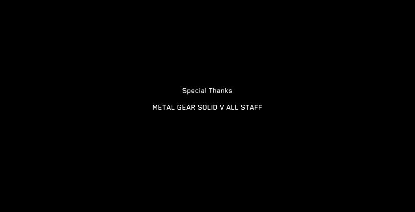 Разработчики Metal Gear Survive поблагодарили Хидео Кодзиму втитрах, неназвав его поимени | Канобу - Изображение 2