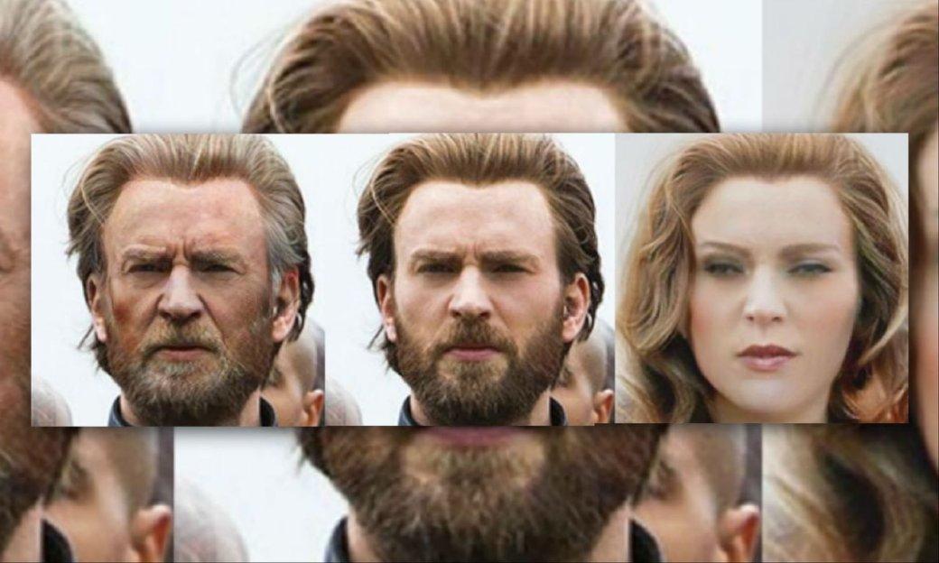 Старик Тор иДракс-девушка: нагероев Marvel применили FaceApp. Результат впечатляет!. - Изображение 2