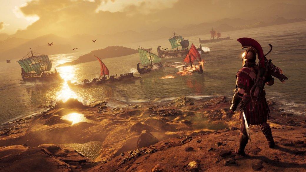 Ubisoft будет банить пользовательские квесты AC: Odyssey, вкоторых ничего ненадо делать | Канобу - Изображение 1