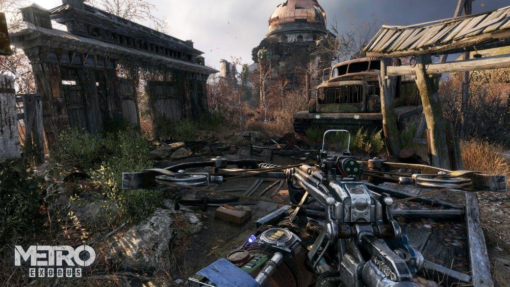 Внезапный анонс Metro: Exodus на выставке E3 2017. Чего ждать от игры? | Канобу - Изображение 2467