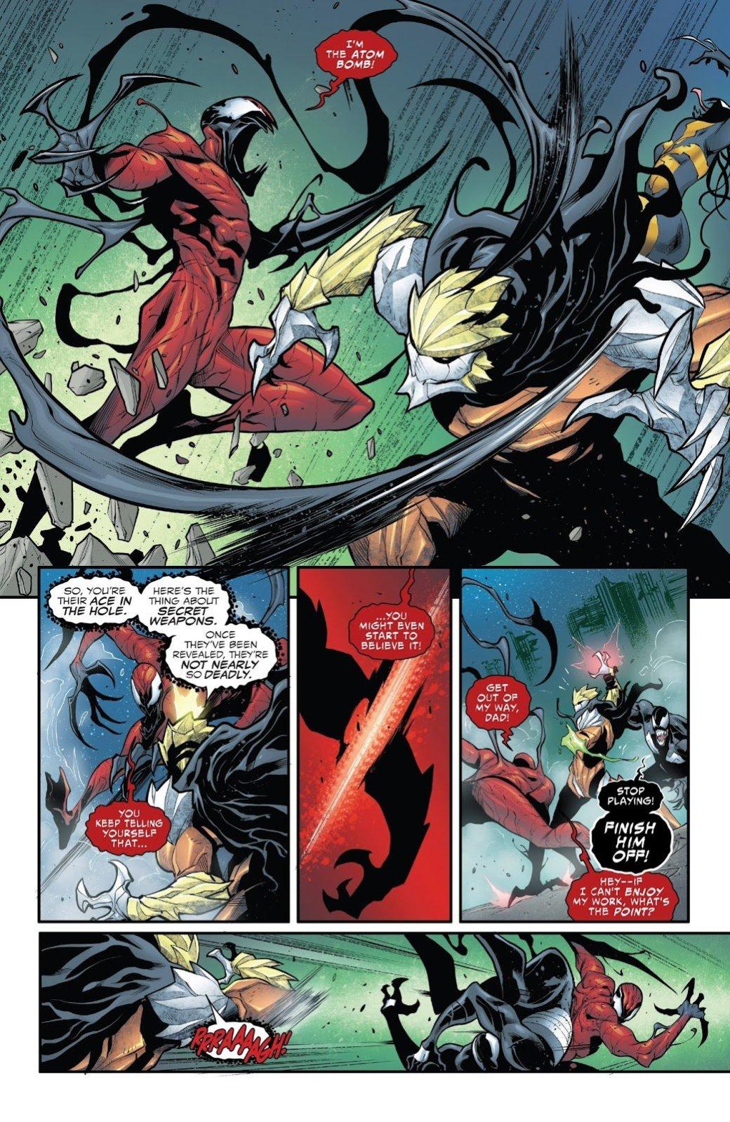 Venomverse: почему комикс овойне Веномов изразных вселенных неудался | Канобу - Изображение 7