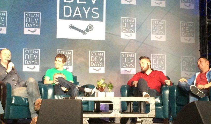 Steam Dev Days: Сергей Климов о том, почему HL3 стоит ждать в 2015-м | Канобу - Изображение 9