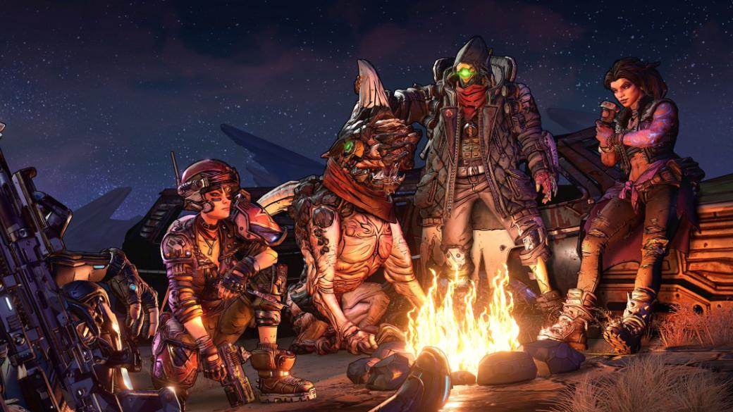 Познакомьтесь с героями Borderlands 3. Разработчики поделились подробностями об игре   Канобу - Изображение 1