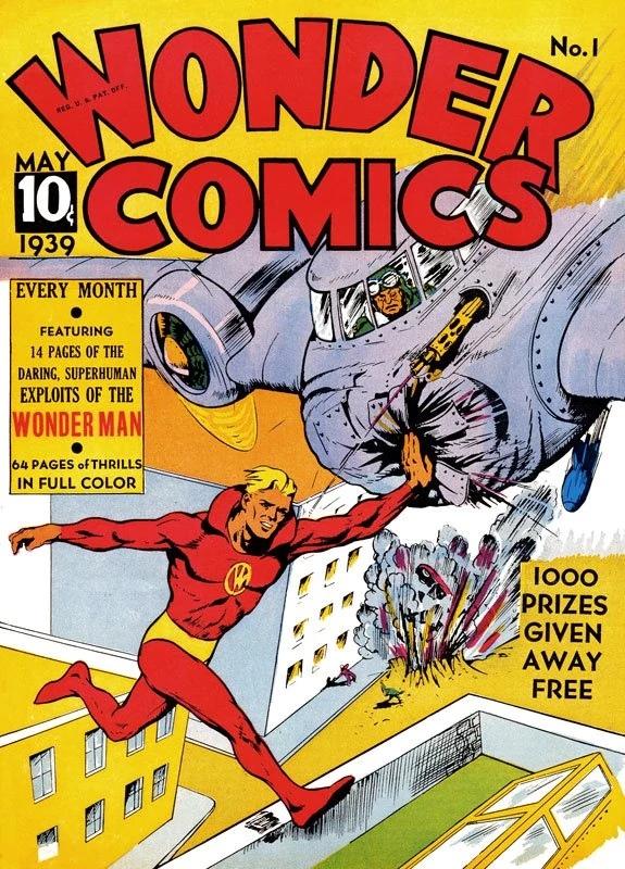 История Супермена иэволюция его образа вкомиксах | Канобу - Изображение 4