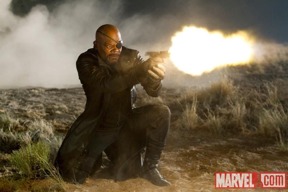 Киномарафон: кинематографическая вселенная Marvel, первая фаза | Канобу - Изображение 348