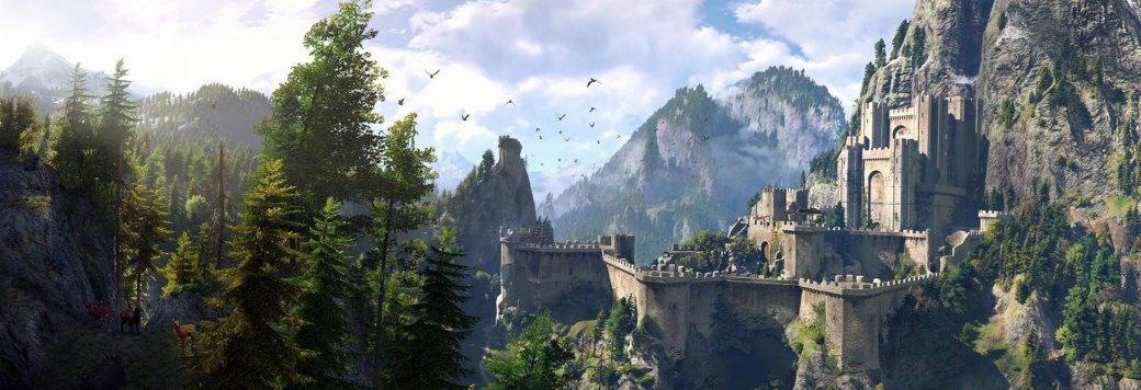 Вновом ролике сосъемок «Ведьмака» отNetflix можно полюбоваться навеличественный замок | Канобу - Изображение 9739