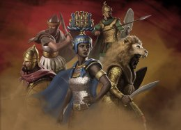 Воины пустыни придут в Total War: Rome 2. Анонсировано дополнение Desert Kingdoms Culture Pack