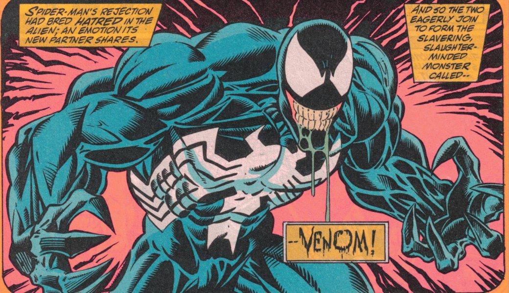 Впреддверие выхода фильма «Веном» сТомом Харди вглавной роли мырешили составить список лучших комиксов про симбиота, которые стоит прочитать всем, особенно тем, кто мало знаком сперсонажем, ставшим одним изсамых выдающихся врагов Человека-паука, нобольше известным вкачестве антигероя.