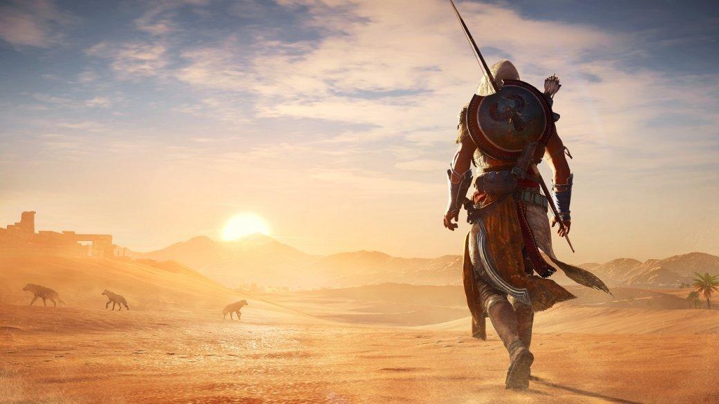 Рецензия на Assassin's Creed: Origins
