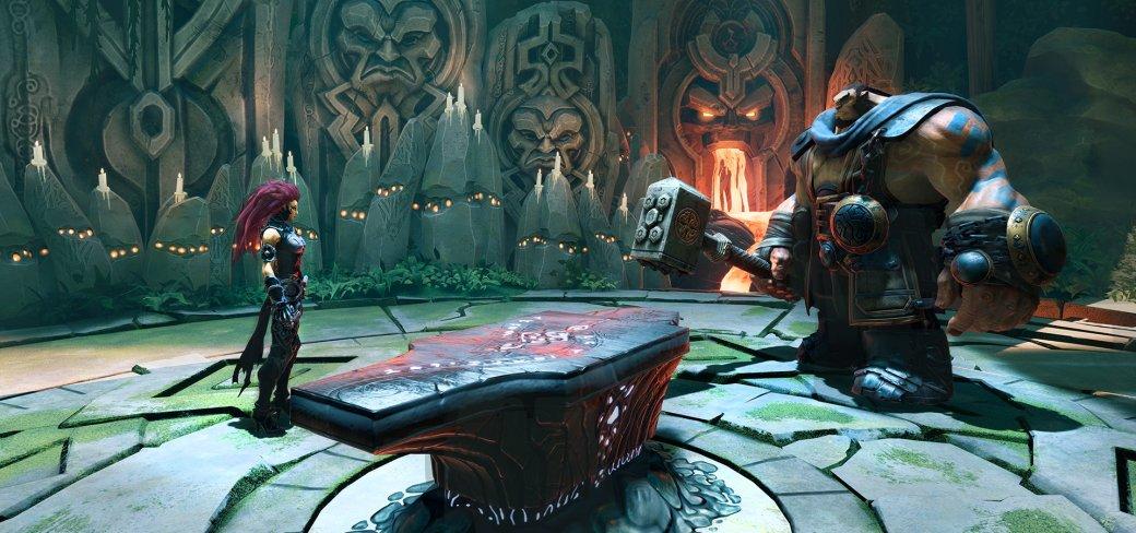 Gamescom 2018. Darksiders 3 — серии не зря дали еще один шанс | Канобу - Изображение 4